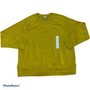 A new Day Green Pullover sweatshirt XL